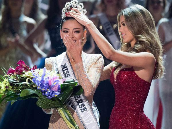 Fakta Menarik Tentang Miss Universe 2017, Demi-Leigh Nel-Peters!