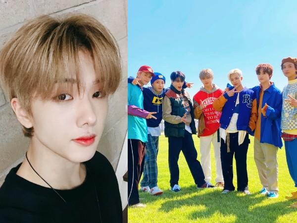 Jisung NCT Hiatus, Penggemar Berikan Dukungan Lewat #GetWellSoonJisung