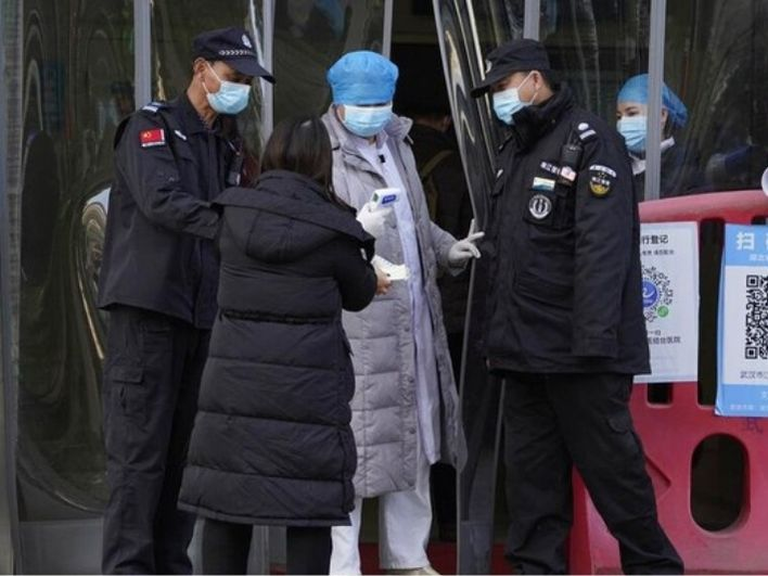 Diduga Kuat Riset Corona Didanai Amerika, Seperti Ini Isi Laboratorium Wuhan