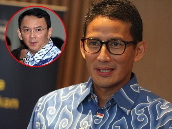 2 Kasus di Era Kepemimpinan Ahok Dilaporkan Sandiaga Uno ke KPK DKI Jakarta
