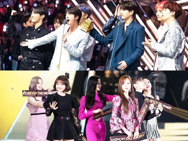 Heboh di Kalangan Fans K-Pop, Publik Korea Justru Tak Peduli dengan Acara Penghargaan