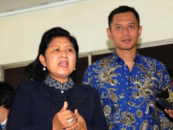 SBY Dituding Dalang Demo 4 November, Ini Luapan Kekesalan Agus dan Ibu Ani Yudhoyono