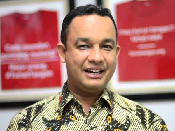 Jawaban Anies Baswedan Saat Ditanya Soal Pencalonan Diri di Pilpers 2019