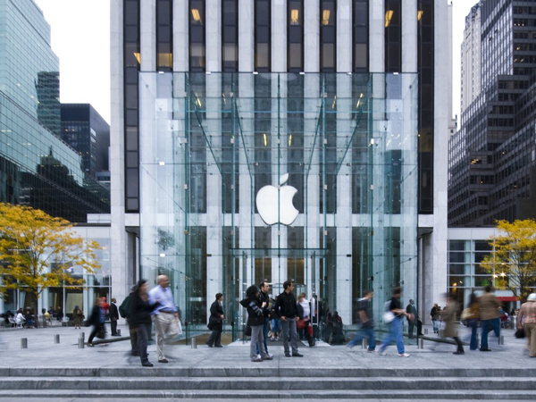 Apple Store Nyaris Dijadikan Lokasi Bunuh Diri oleh Pria Bersamurai Ini