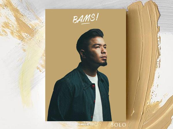 Mantap Solo Karir, Bams eks-Samsons Rilis Lagu Baru Bernuansa Elektronik!