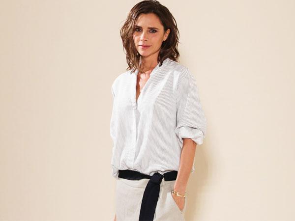 Gunakan Model Terlalu Kurus di Foto Kampanye, Victoria Beckham Dikecam!