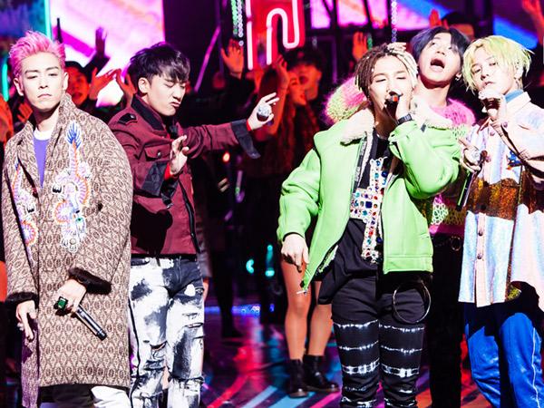 Lagi, Big Bang Dinobatkan Jadi Musisi Korea Berpengaruh di Dunia Versi Majalah Forbes!