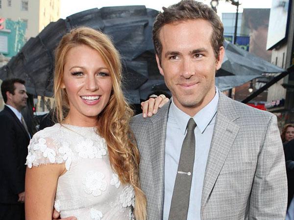 Staff Rumah Sakit Bocorkan Jenis Kelamin dan Nama Anak Pertama Blake Lively dan Ryan Reynolds?