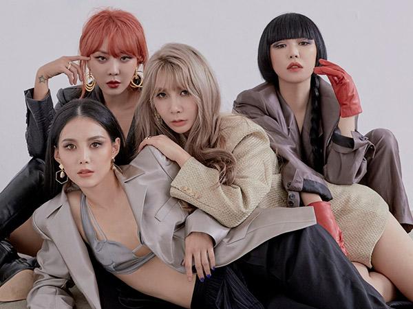 Comeback Setelah 4 Tahun, Brown Eyed Girls Langsung Rilis 2 MV Sekaligus