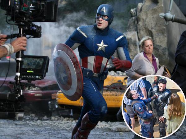 Tayang Hari Ini, Intip Lokasi Syuting Yang Menakjubkan Film 'Captain America: Civil War'