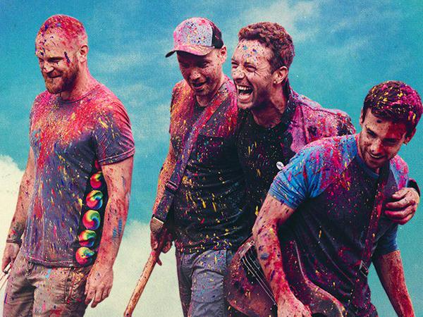 Lagu Barunya Sukses di Chart, Coldplay Ucapkan Terima Kasih untuk Indonesia