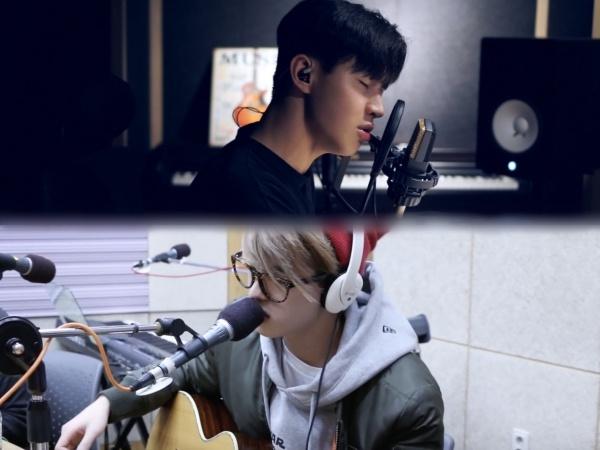 Yuk Dengerin 10 Penyanyi K-Pop yang Cover Lagu 'Baper' Bahasa Inggris, Bikin Meleleh!