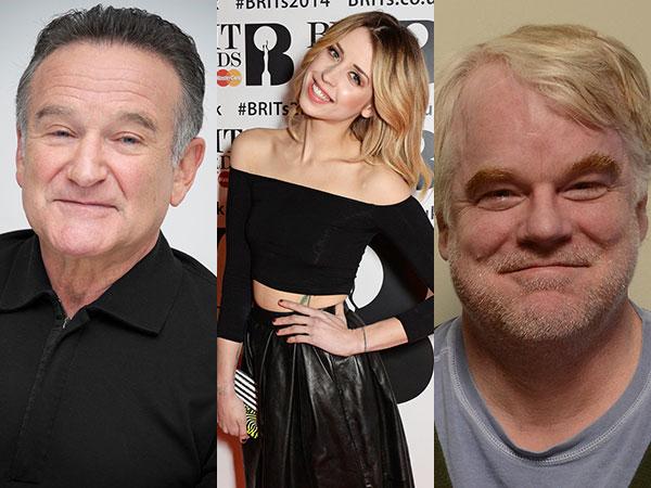 Industri Hiburan Hollywood Ucapkan Selamat Tinggal Pada Selebriti-selebriti Ini di Tahun 2014