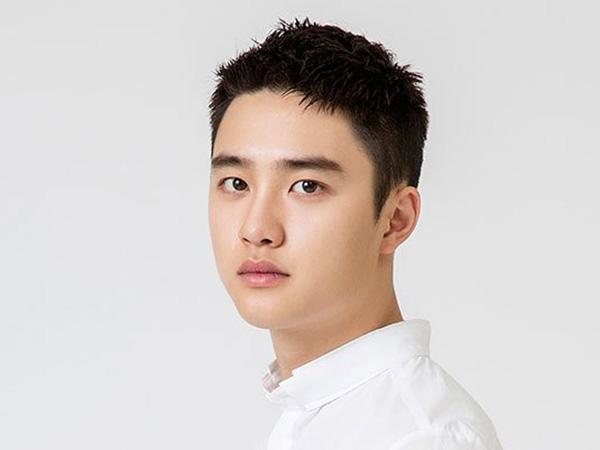 Gagahnya Penampilan Baru D.O EXO Untuk Film Barunya 'Swing Kids'