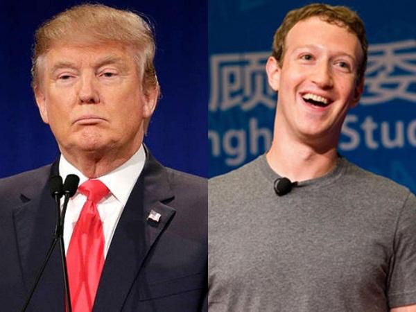 CEO Facebook Mark Zuckerberg Jadi Sosok yang Ditakuti Donald Trump?