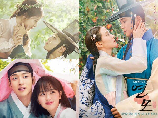 5 Drama Korea Sageuk dengan Karakter Utama Cross Dressing