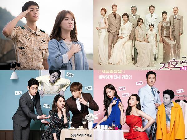 Lima Rekomendasi K-Drama yang Wajib Jadi Tontonan di Bulan Maret 2016