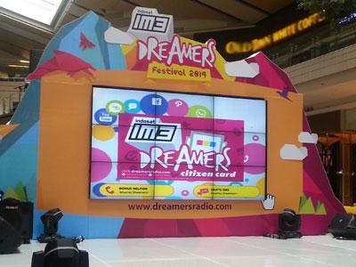 IM3 Dreamers Citizen Card,Launching Kartu Perdana Khusus Untuk Dreamers!