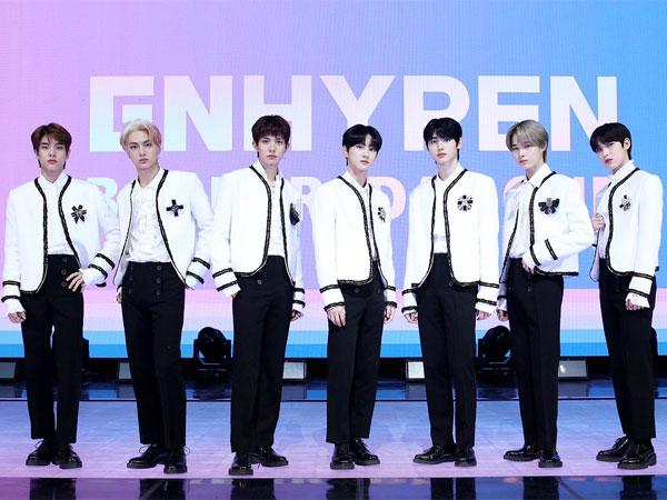 ENHYPEN Ungkap Nasihat dari Bang Si Hyuk, BTS, dan SEVENTEEN