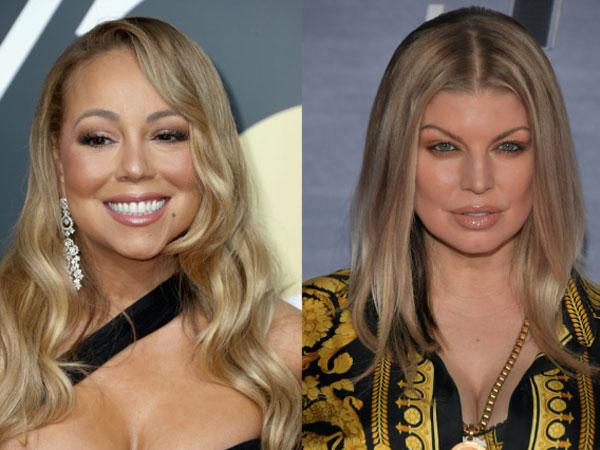 Fergie Dibela Mariah Carey Soal Kontroversi Menyanyikan Lagu Kebangsaan Jadi Viral