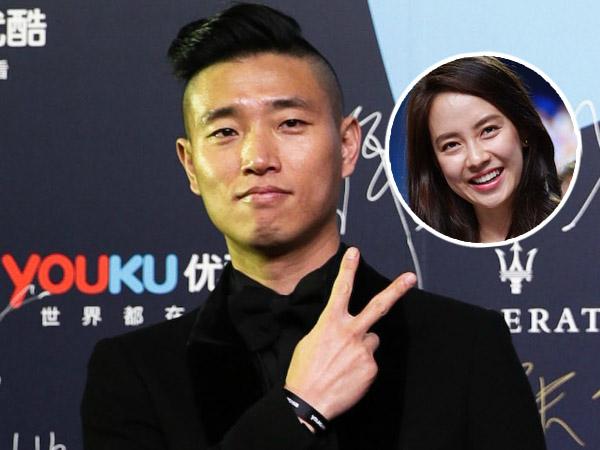 Ini Kata Gary Tanggapi Rumor Hubungan Asmaranya Dengan Song ji Hyo