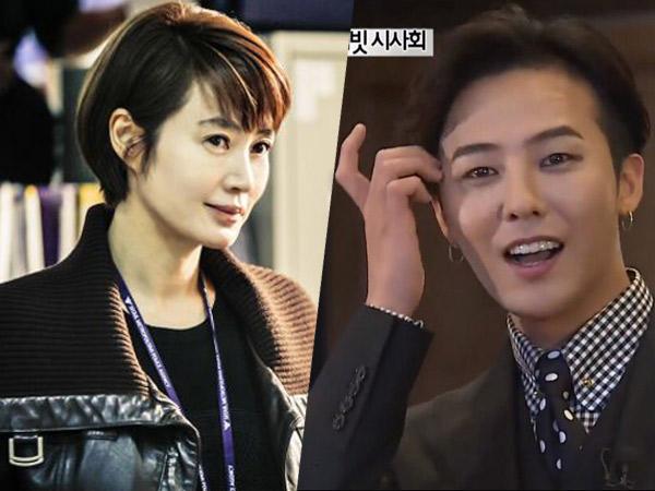 Kemunculan Aktris Ini di 'Infinity Challenge' Bikin G-Dragon Merasa Terintimidasi?