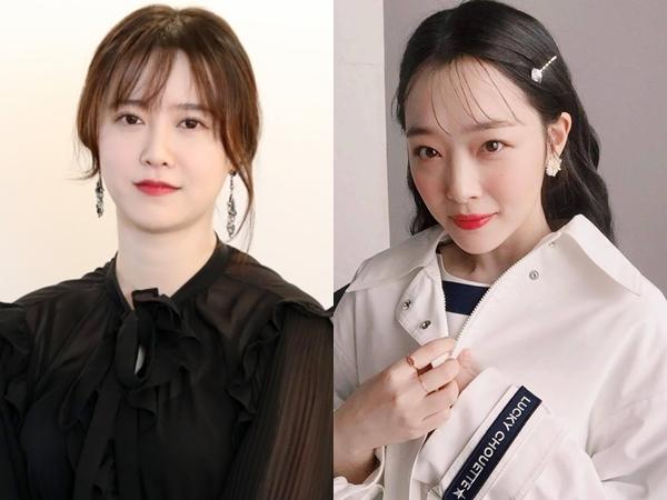Goo Hye Sun Unggah Ucapan Duka Cita untuk Sulli