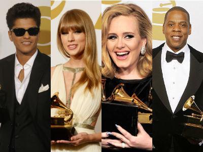 Ini Daftar Lengkap Nominasi Grammy Awards 2014!