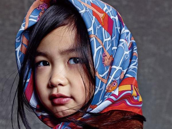 Gemasnya Haru Tampil a La Bohemian dalam Pemotretan Harper's Bazaar