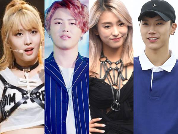 Yuk Intip Aksi Dance Energik Sederet Idola K-Pop Bawakan Konsep 'Devil' di 'Hit The Stage' (Part 1)