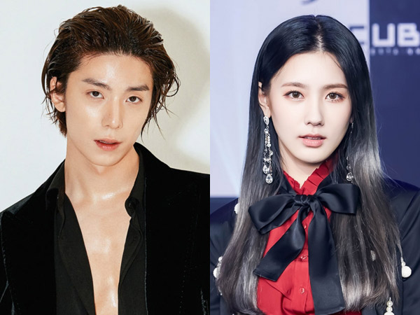 Miyeon (G)I-DLE Debut Akting Bareng Hwiyoung SF9 di Web Drama 'Replay'