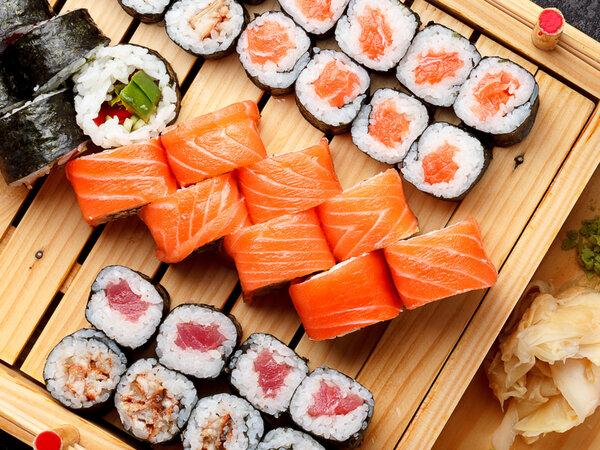 Bahan Utama Sulit Ditemukan, Sushi Akan Jadi Makanan Langka?