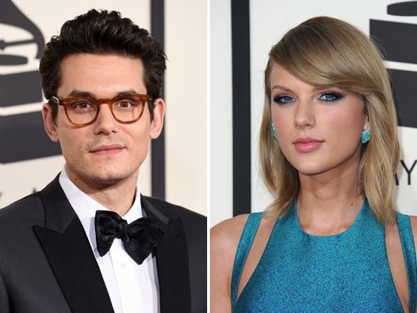 Disebut Rilis Lagu untuk Taylor Swift, John Mayer Kesal!