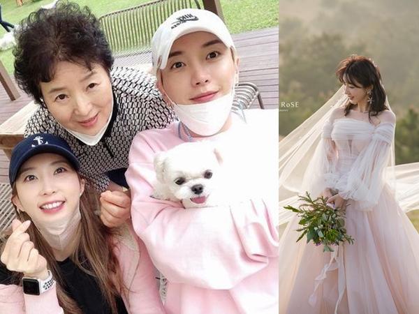 Foto Pre Wedding Romantis, Kakak Leeteuk Super Junior Akan Segera Menikah