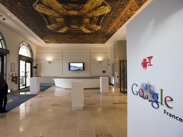 Tak Bayar Pajak, Kantor Google di Perancis Digerebek Polisi