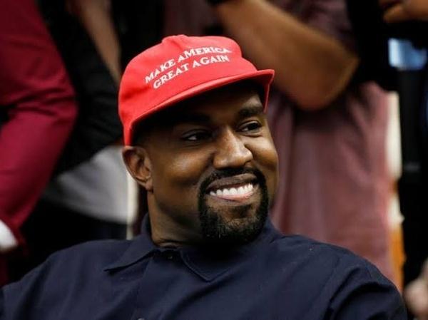 Kanye West Calonkan Diri Jadi Presiden Amerika Serikat di Pemilu 2020
