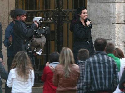 Katy Perry  Bantah  Main Film Freddie Mercury