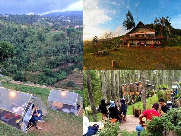 5 Tempat Makan Sederhana di Bandung Ini Punya Pemandangannya Luar Biasa