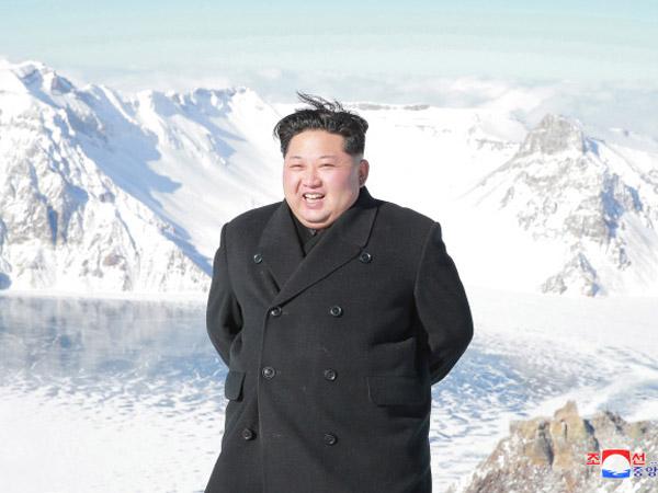 Kim Jong Un Selalu Daki Gunung Sakral Korut Sebelum Umumkan Hal Penting, Apa Alasannya?