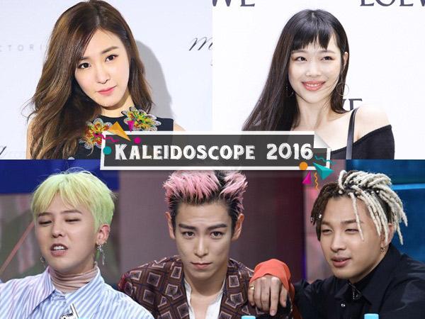 Hebohkan Dunia Maya, Postingan Para Seleb Korea Ini Jadi Kontroversi di Sepanjang 2016!
