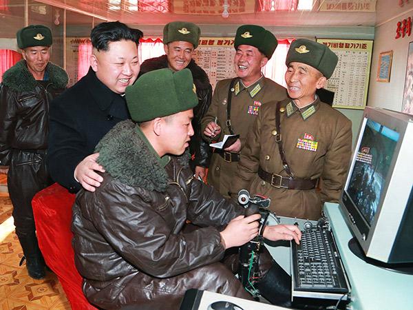 Kalangan Elit Korea Utara Paling Banyak Akses Internet ke Facebook dan Pornografi