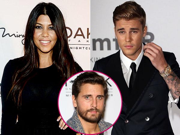 Kencani Justin Bieber, Kourtney Kardashian Ingin Balas Dendam dengan Mantan Pacar?