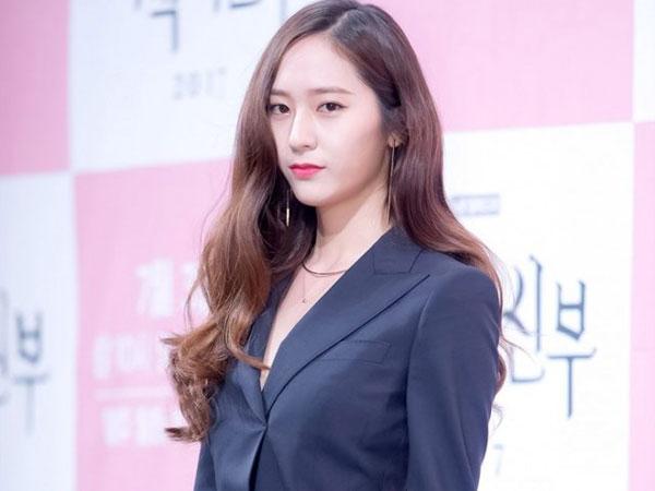 Krystal f(x) Ungkap Sisi Menarik dari Karakternya di Drama 'Bride of the Water God'