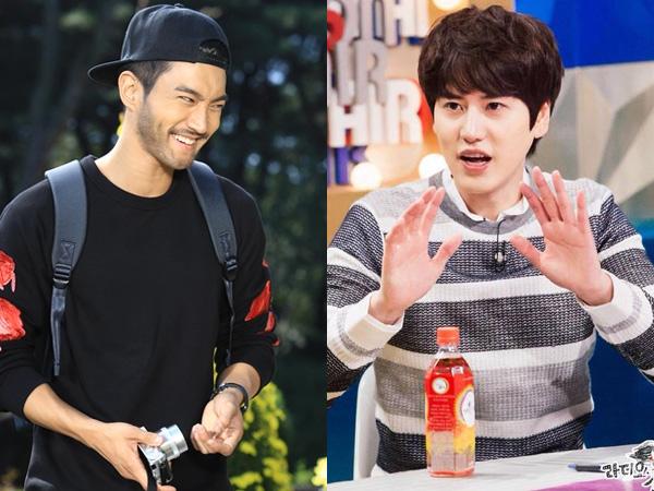 Kocaknya Kyuhyun Super Junior Saat Ngaku Terganggu dengan Janggut Siwon