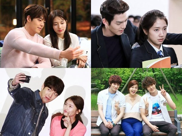 Sempat Vakum Akting, Lihat Lagi Chemistry Kim Woo Bin dengan Aktris Lawan Mainnya