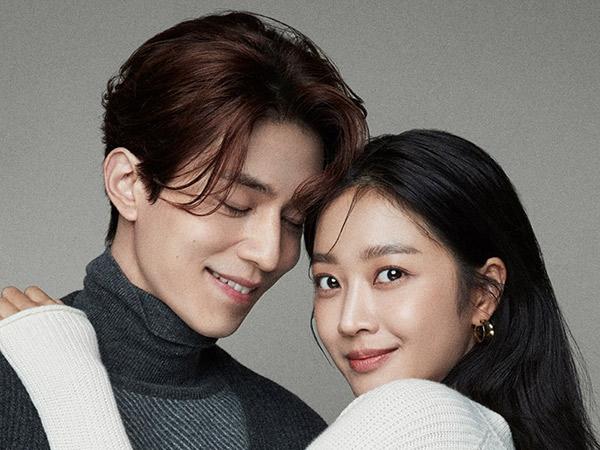 Foto-foto Lee Dong Wook dan Jo Bo Ah, Serasi Banget Kaya Pre-Wedding!