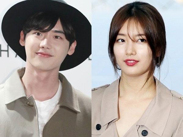 Lee Jong Suk dan Suzy Selesai Syuting Drama Baru, Kapan Mulai Tayang?
