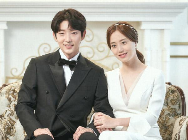 Foto-foto Pernikahan Lee Jun Ki dan Moon Chae Won Bikin Heboh