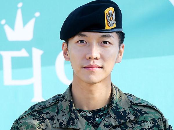 Lee Seung Gi Akhirnya Resmi Selesai Wajib Militer!