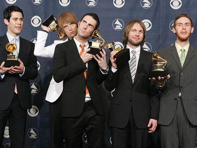 Maroon 5 Mulai Rekam Materi untuk Album Baru